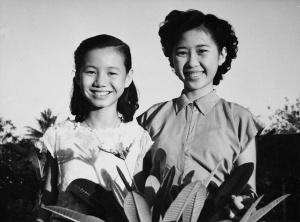 taken in 1952 when Dr Dixie Tan was in medical school